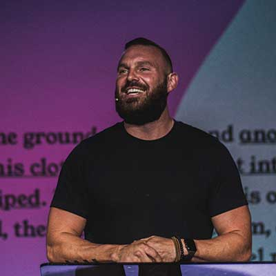 Season One Ep.002 // Brandon Barber (Elevate People) on Prison Ministry and Reaching the Lost